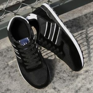 Other - Fashion Black Sneakers